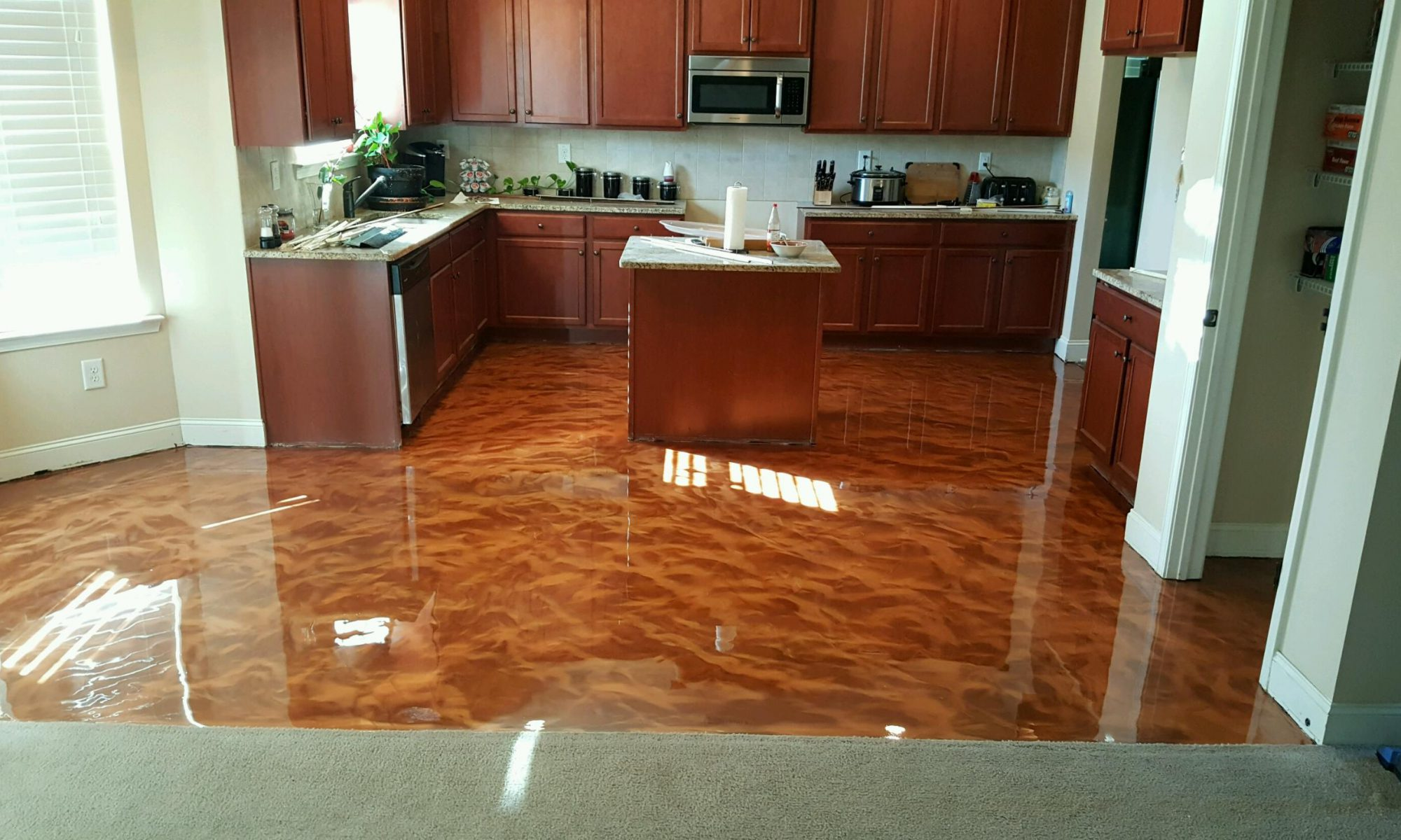 Epoxy floor – best choice for your warehouse - Home Remodeling